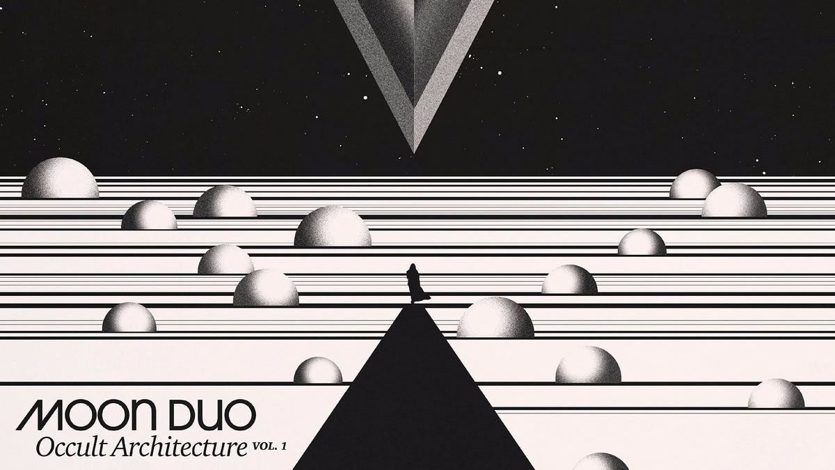 Albüm Kritik! Moon Duo – Occult Architecture Vol. 1
